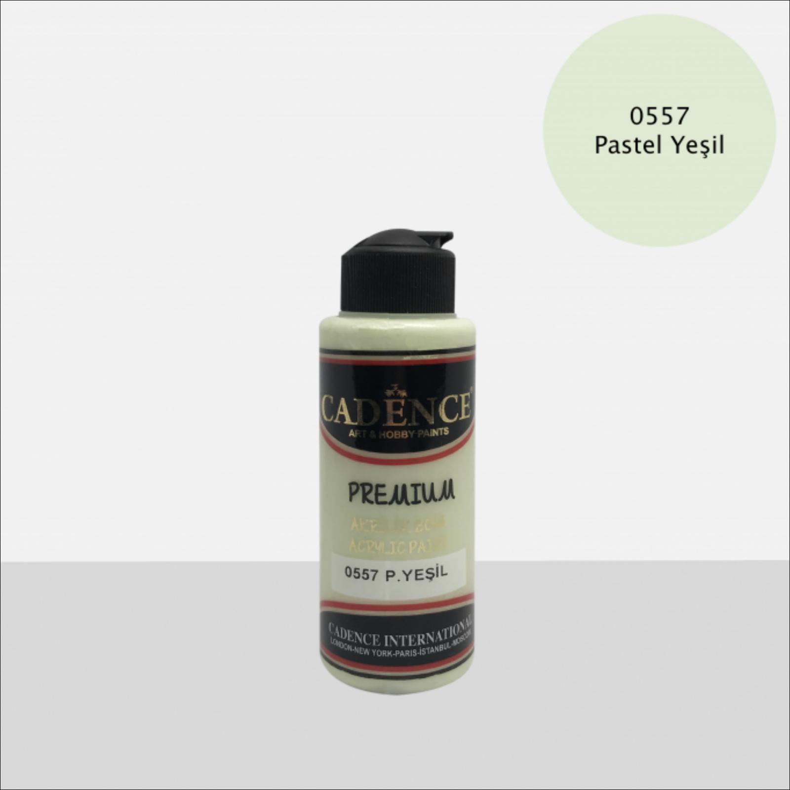 Premium akrilfesték [Pastel green] 70ml