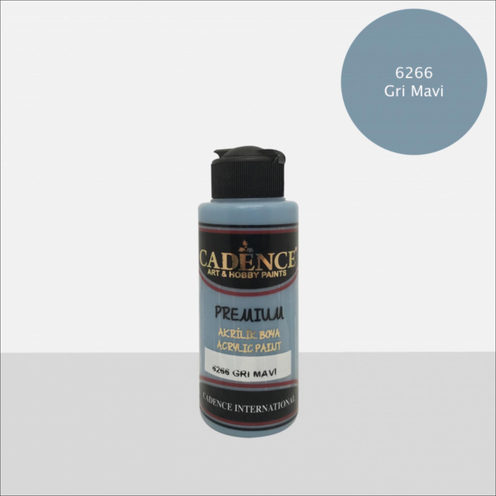 Premium akrilfesték [Gray Blue] 70ml