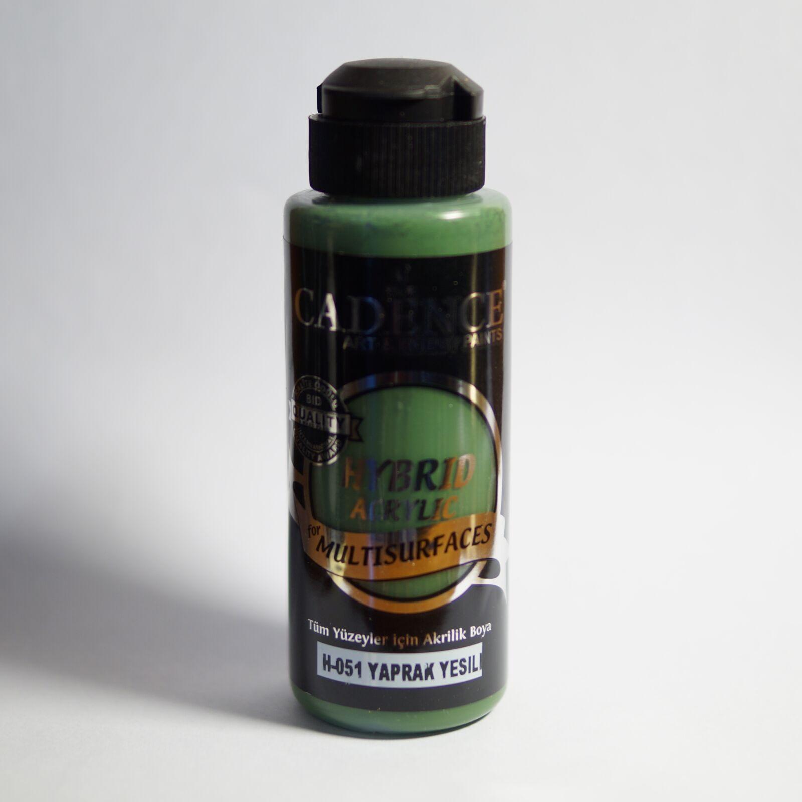 HYBRID Akrilfesték [Leaf Green] 120 ml