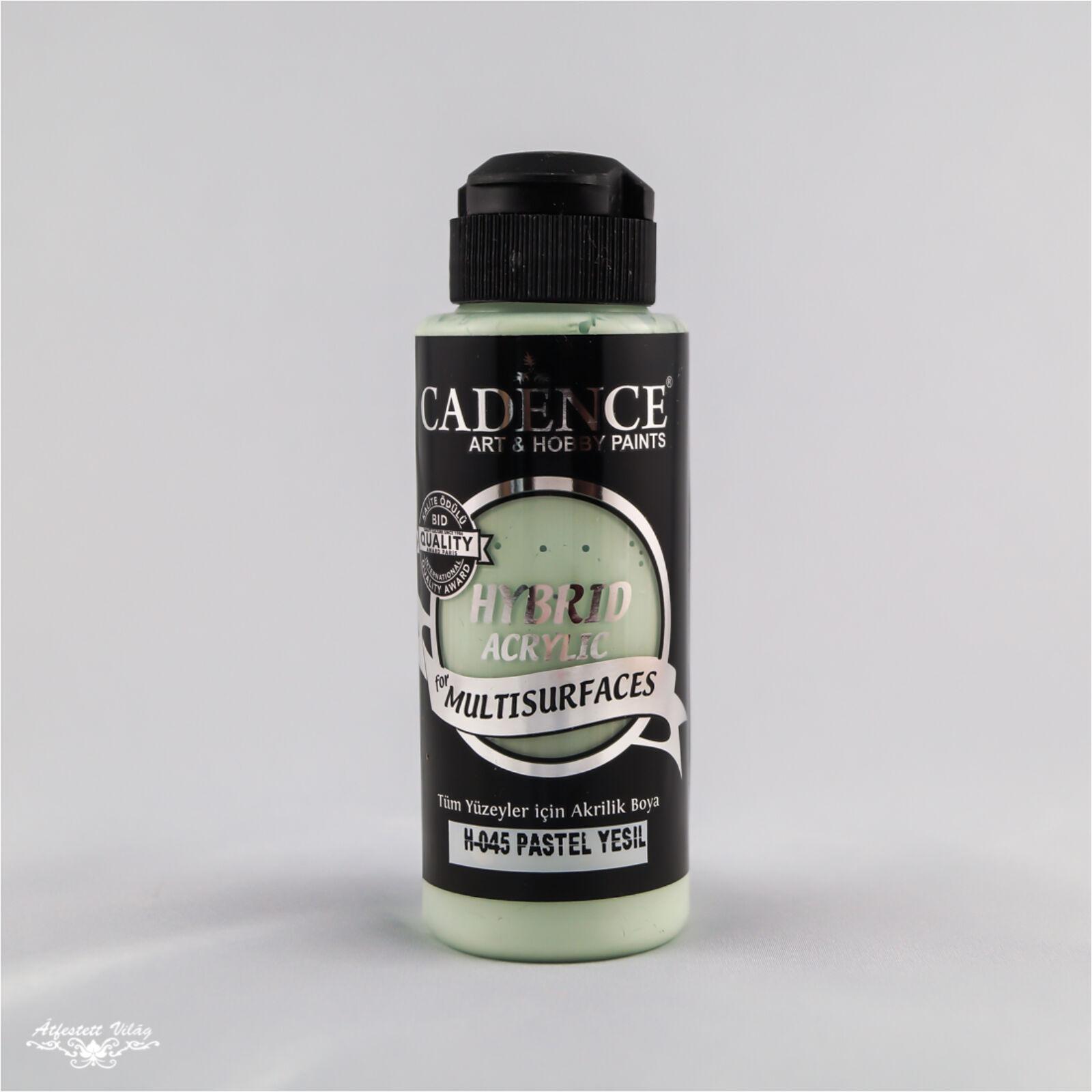 HYBRID Akrilfesték [Pastel Green] 120 ml