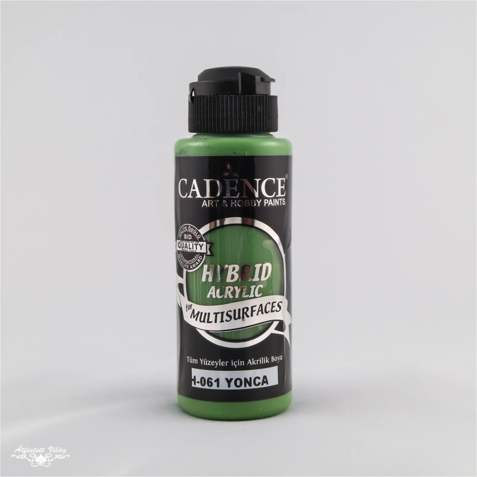 HYBRID Akrilfesték [Clover Green] 120 ml