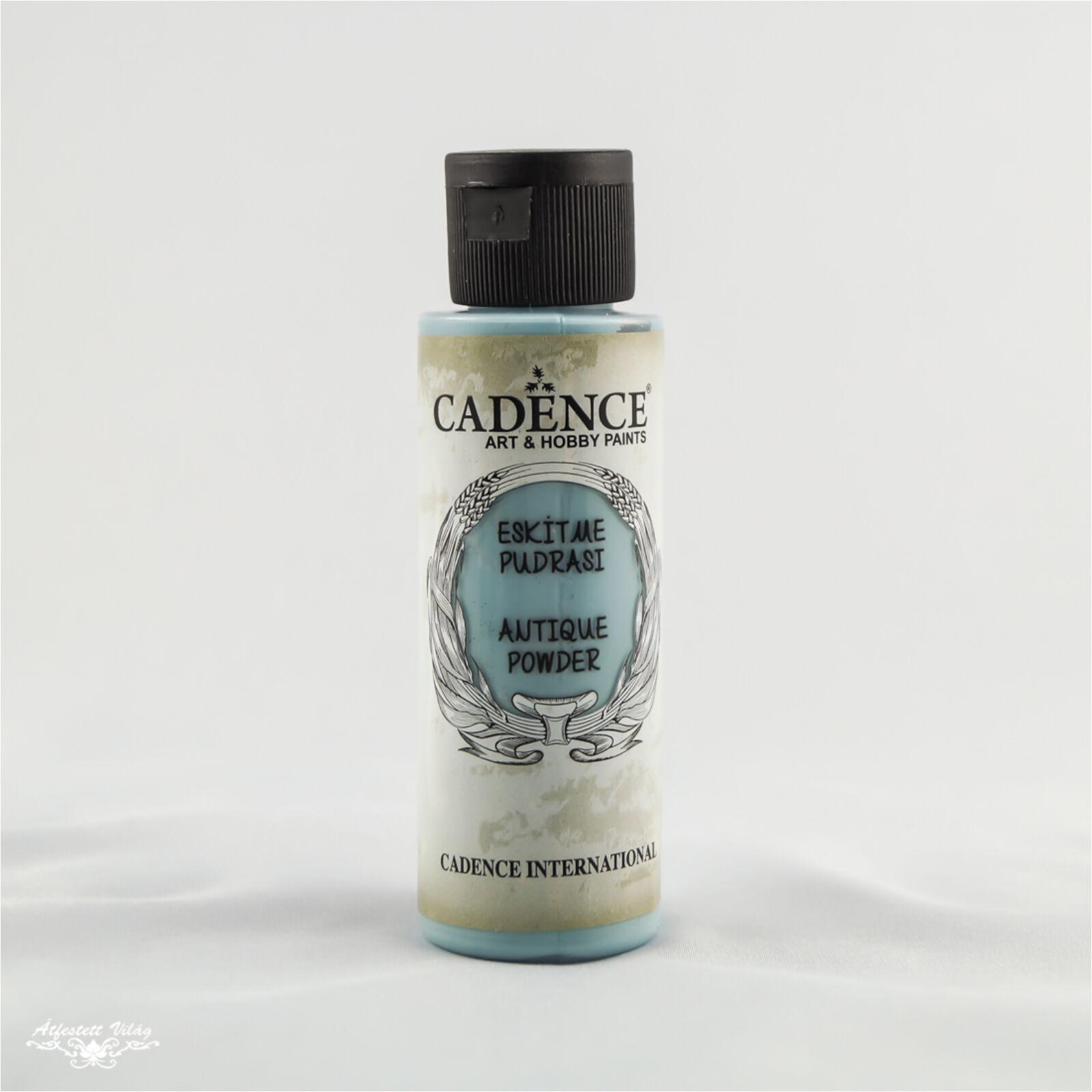 Antique Powder [Mavi Blue]