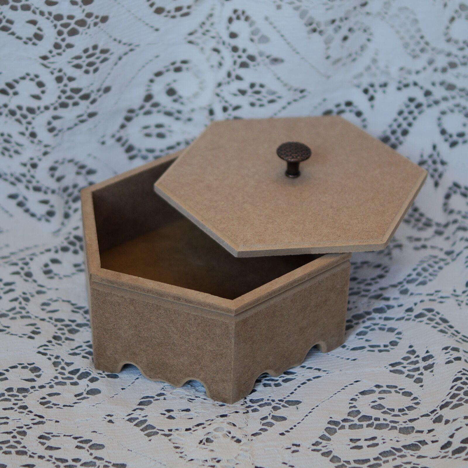 Hatszögletű doboz KT43