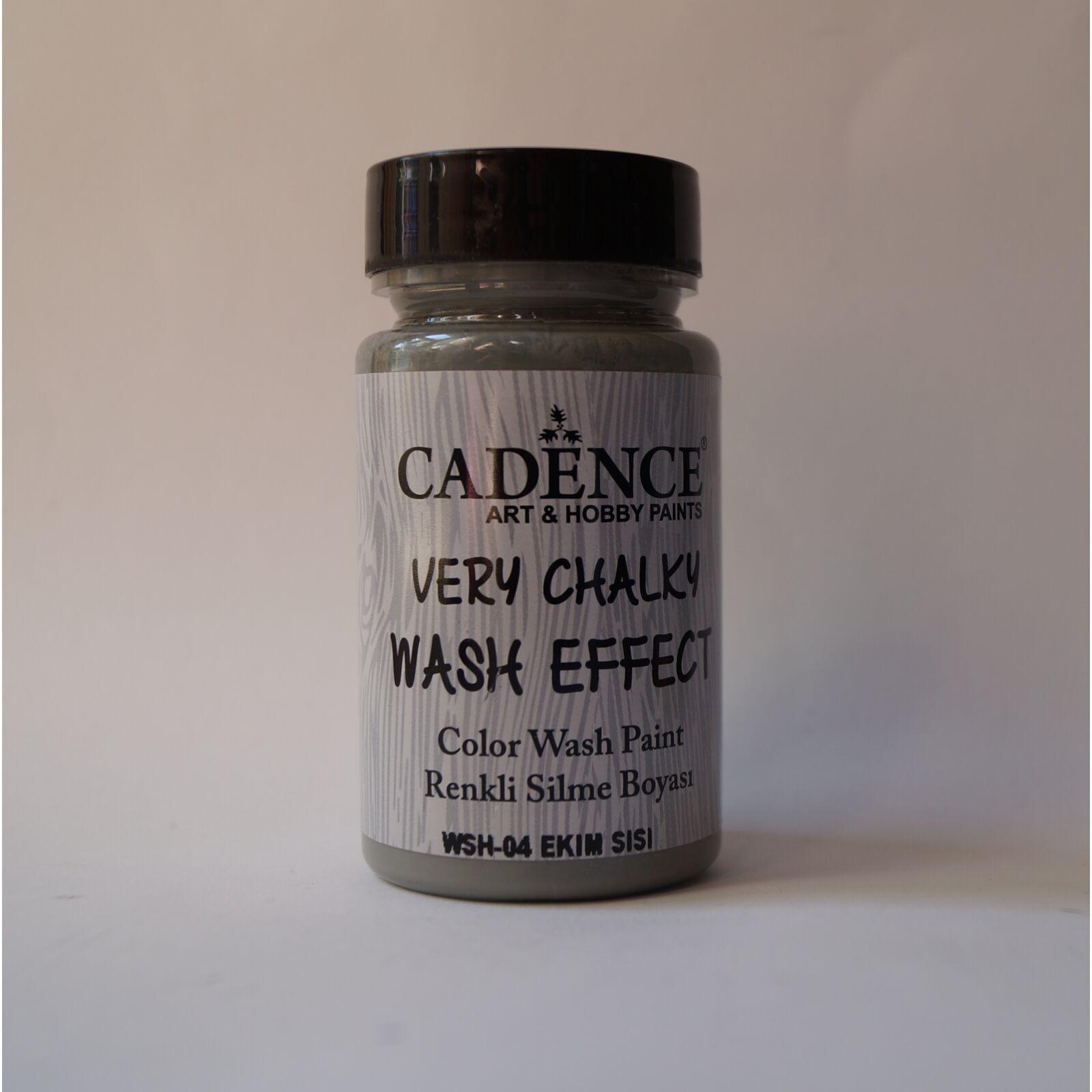 Very Chalky Wash effekt October Mist [Szürke]