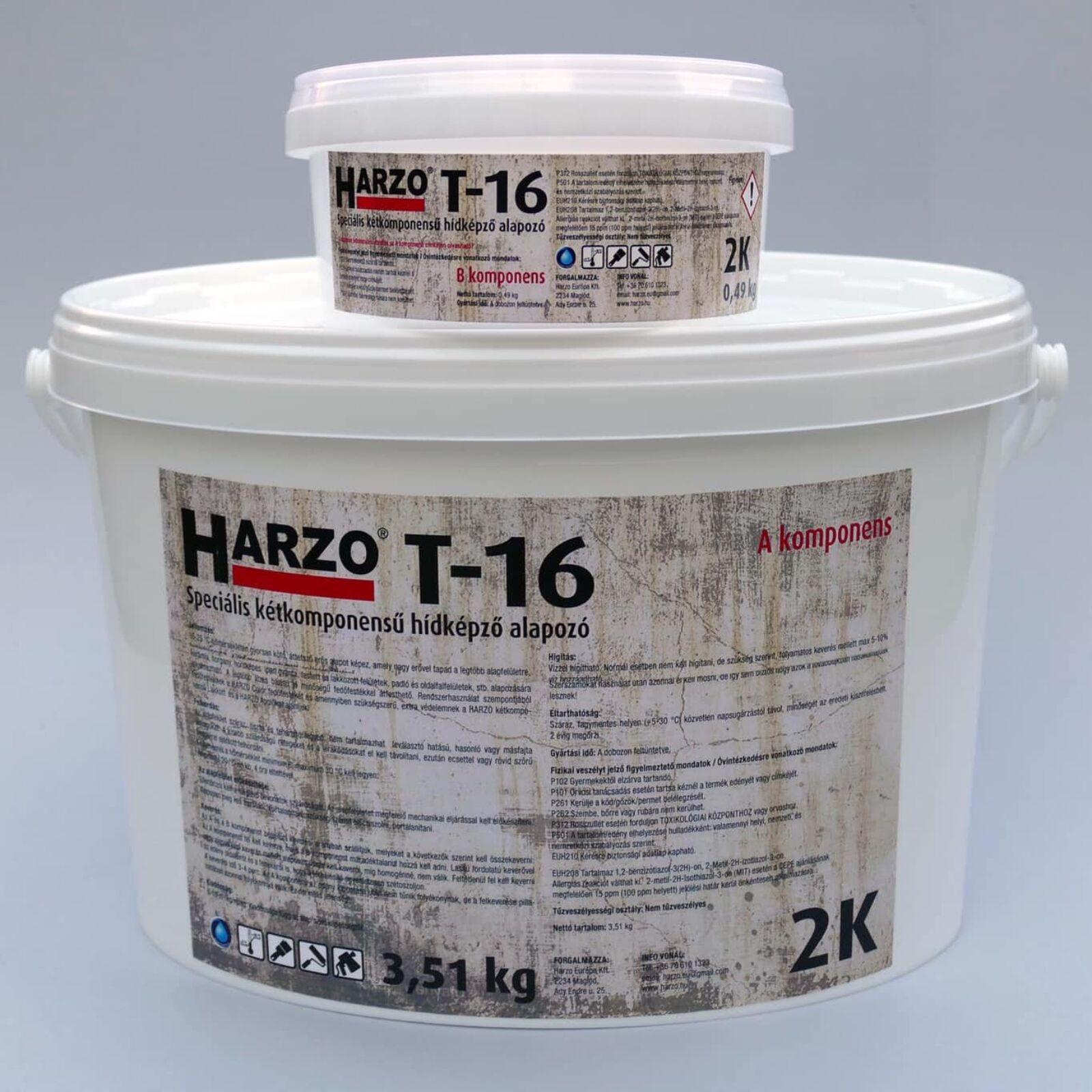 HARZO-T16 2 KOMP. speciális hídképző [4 kg]