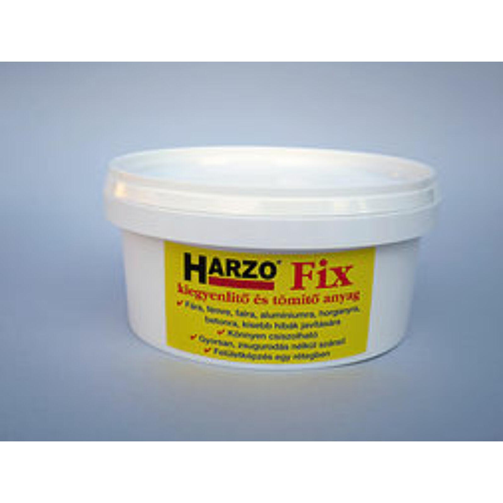 HARZO-Fix kiegyenlítő és tömítőanyag [3 kg]