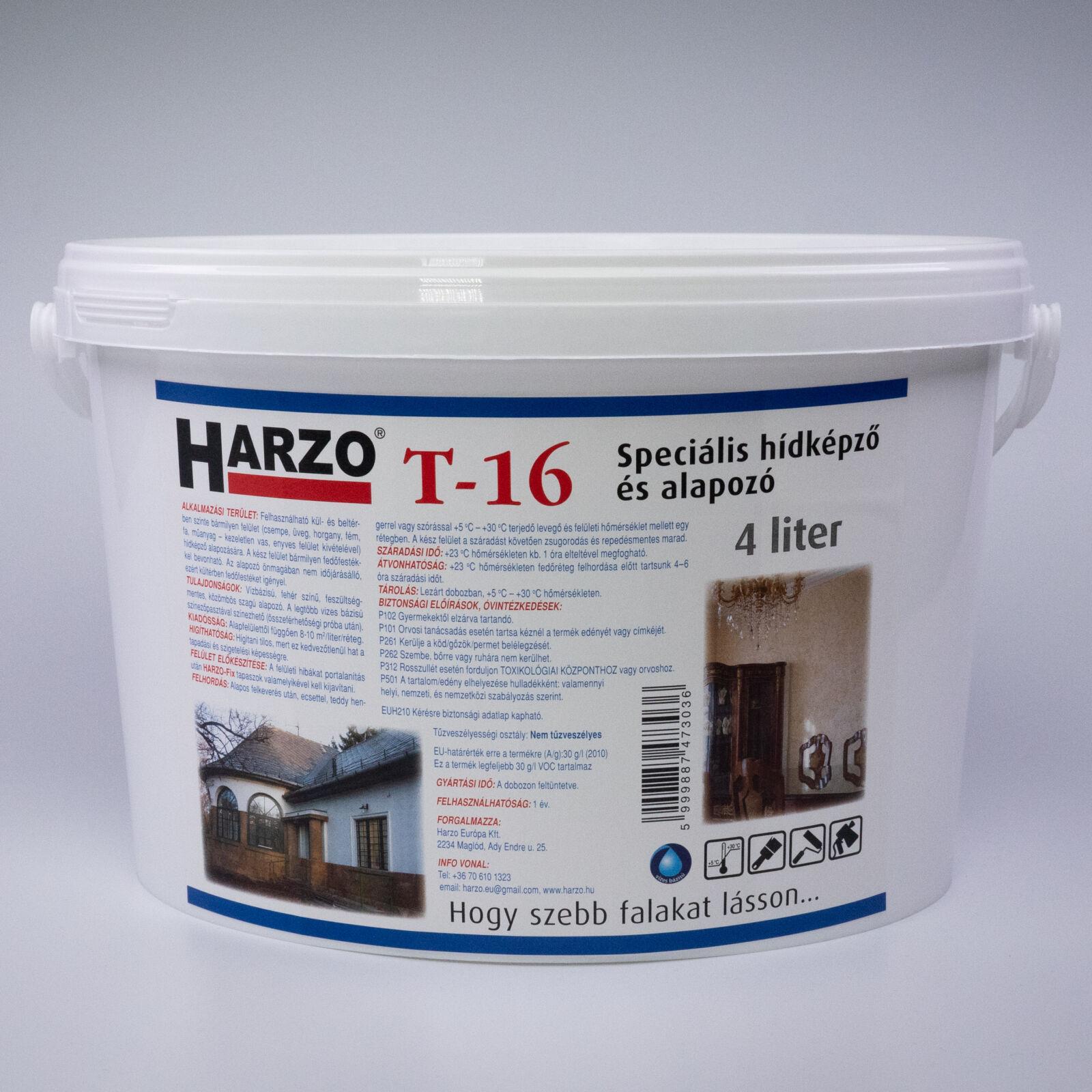 HARZO-T16 speciális hídképző [4 l]