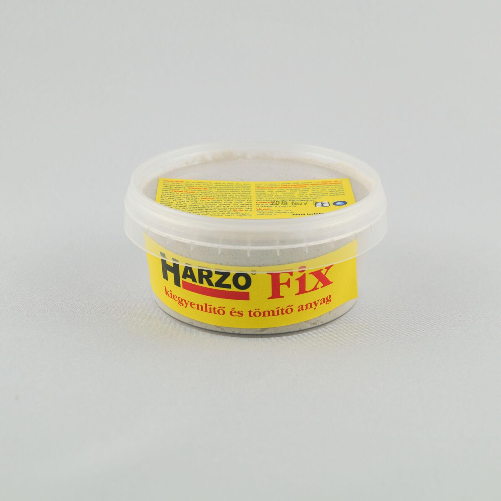 HARZO-Fix kiegyenlítő és tömítőanyag [0.25 kg]