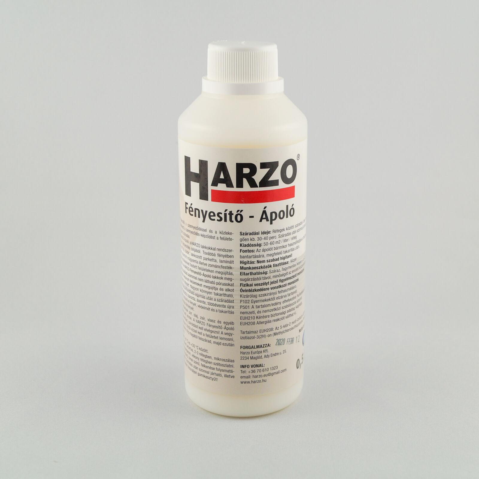 HARZO-Fényesítő Ápoló [0.5 l]