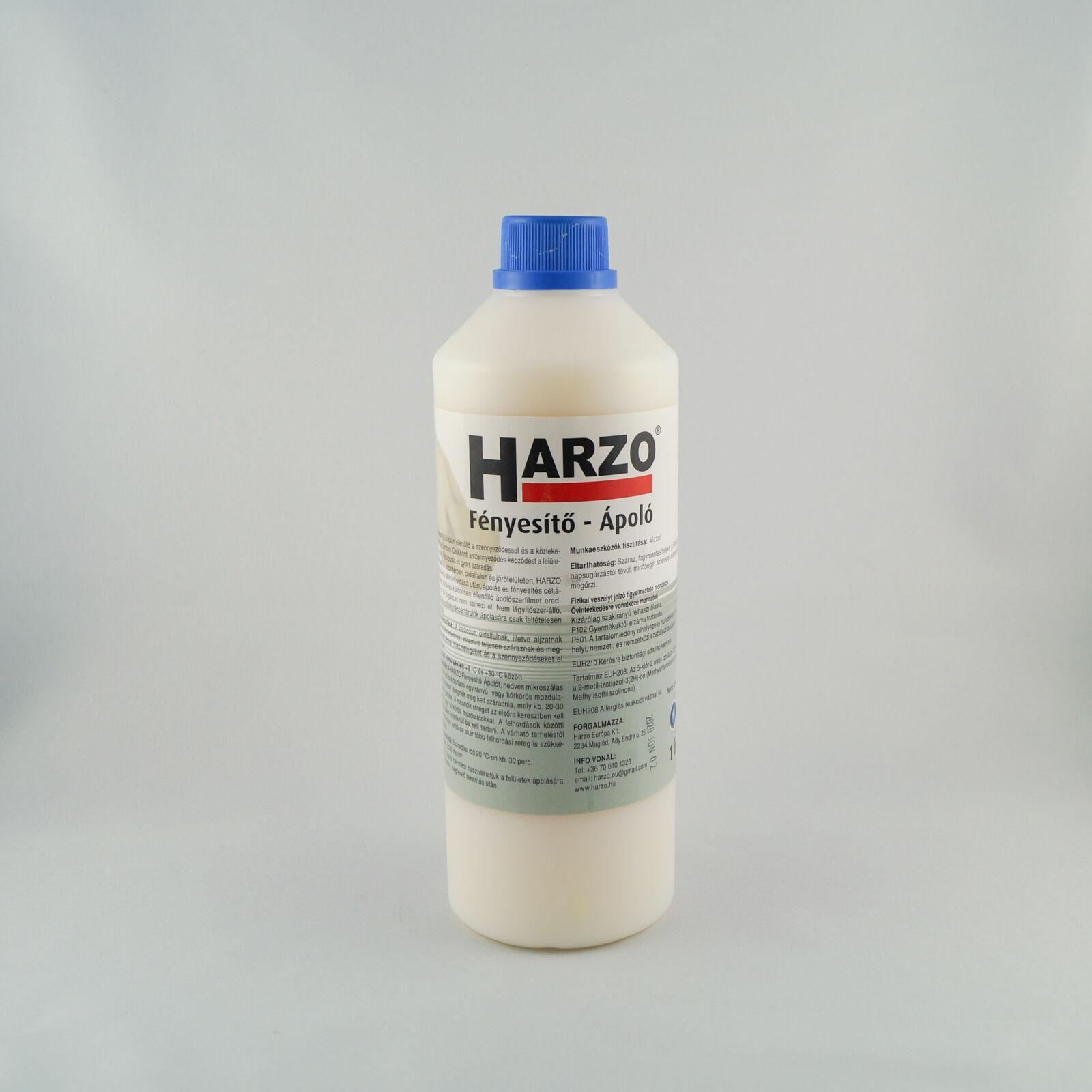 HARZO-Fényesítő Ápoló [1 l]