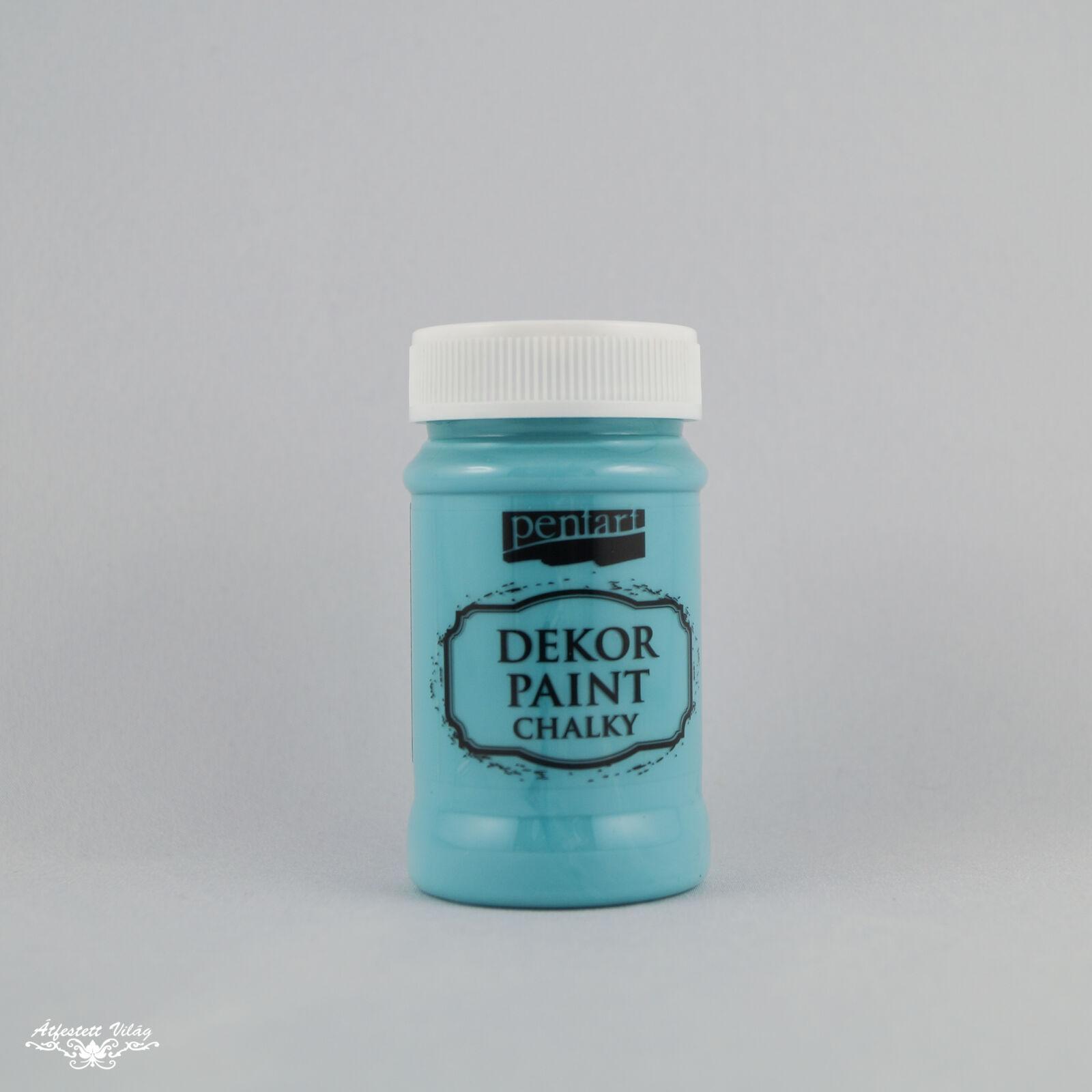 PENTART Dekor Paint - Türkizkék [100 ml]