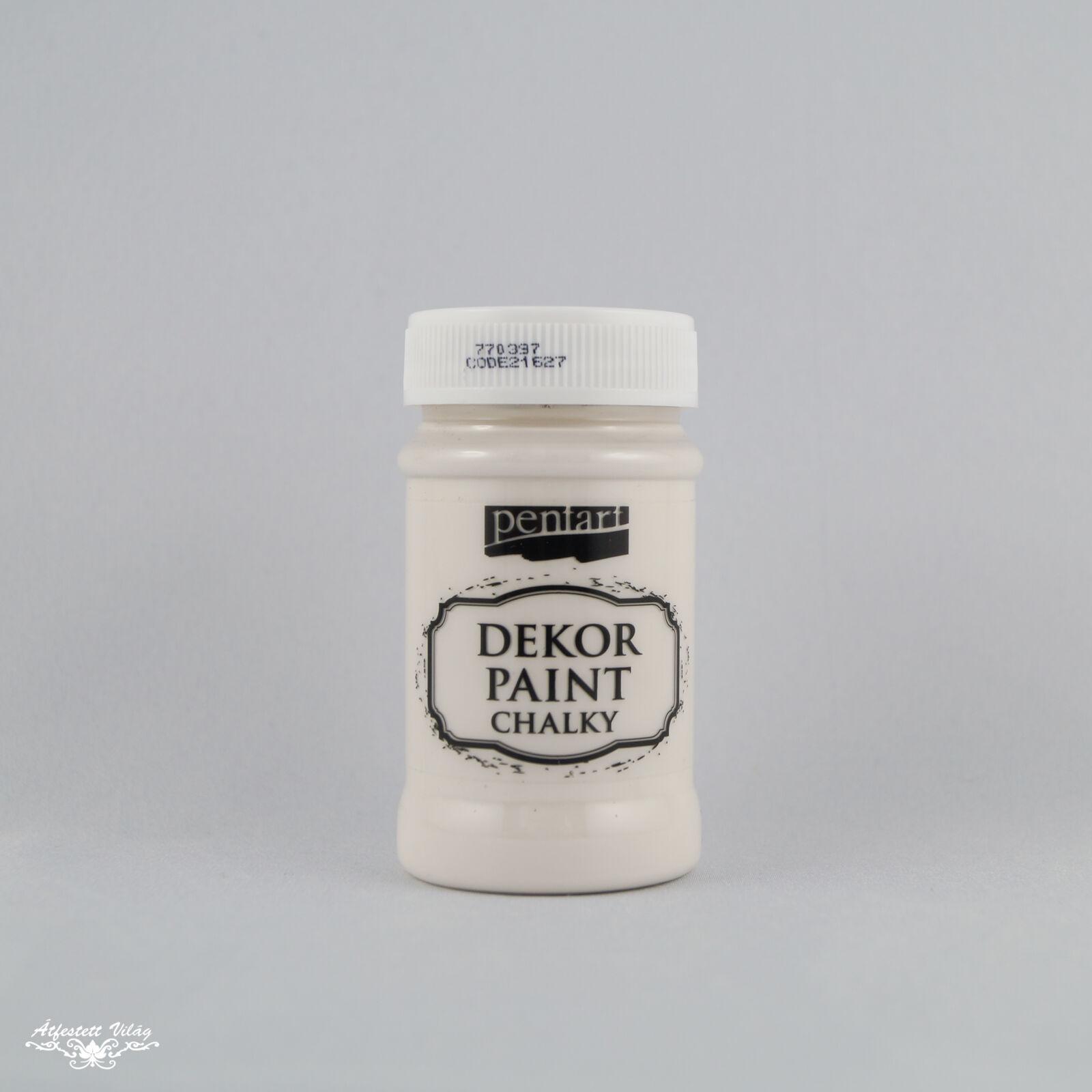 PENTART Dekor Paint - Fehér [100 ml]