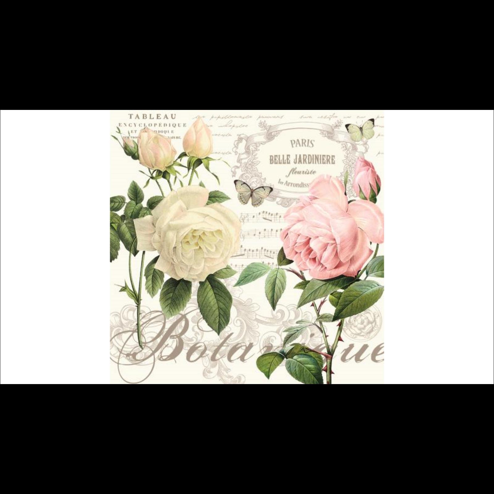 Rose szalvéta