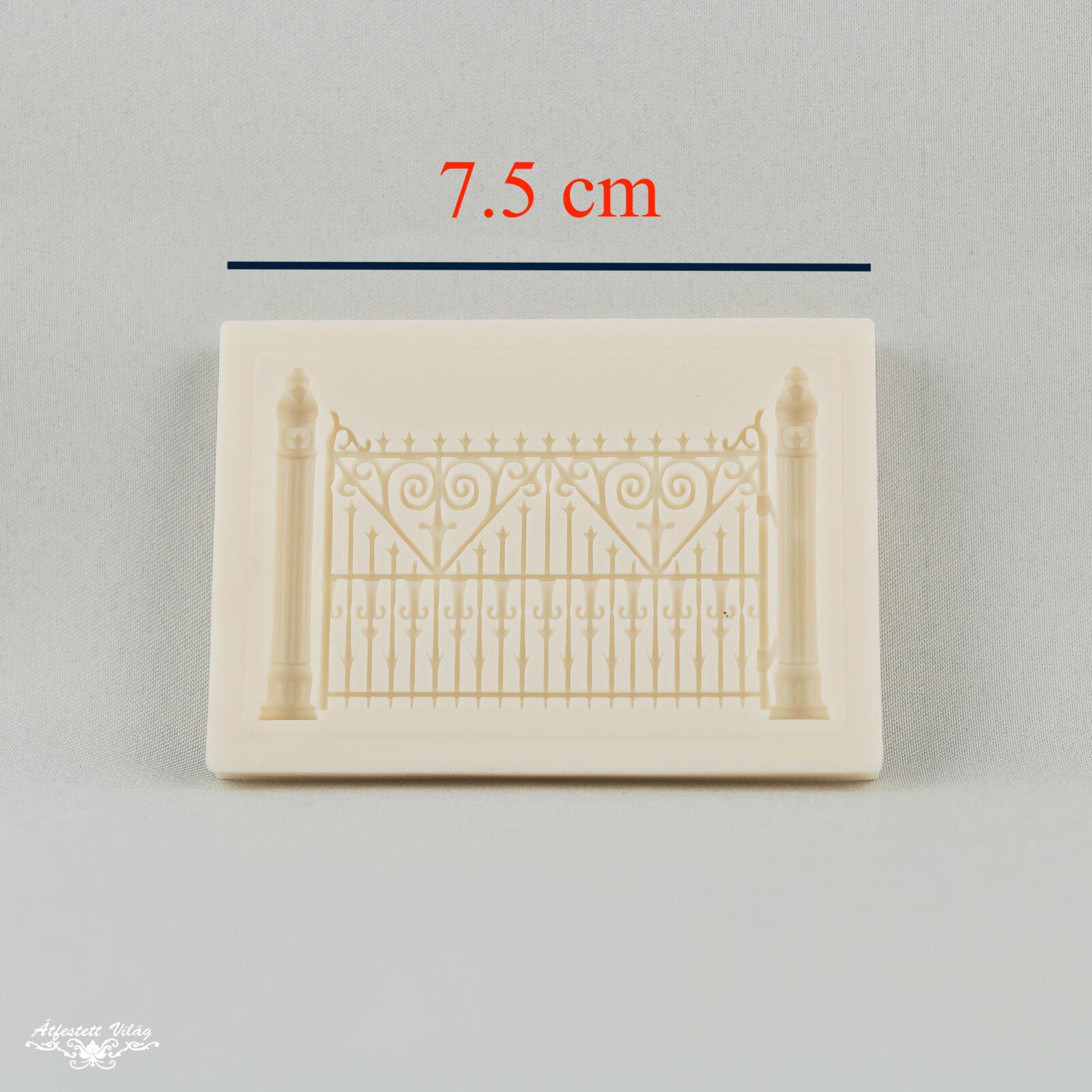 Szilikon kerítés