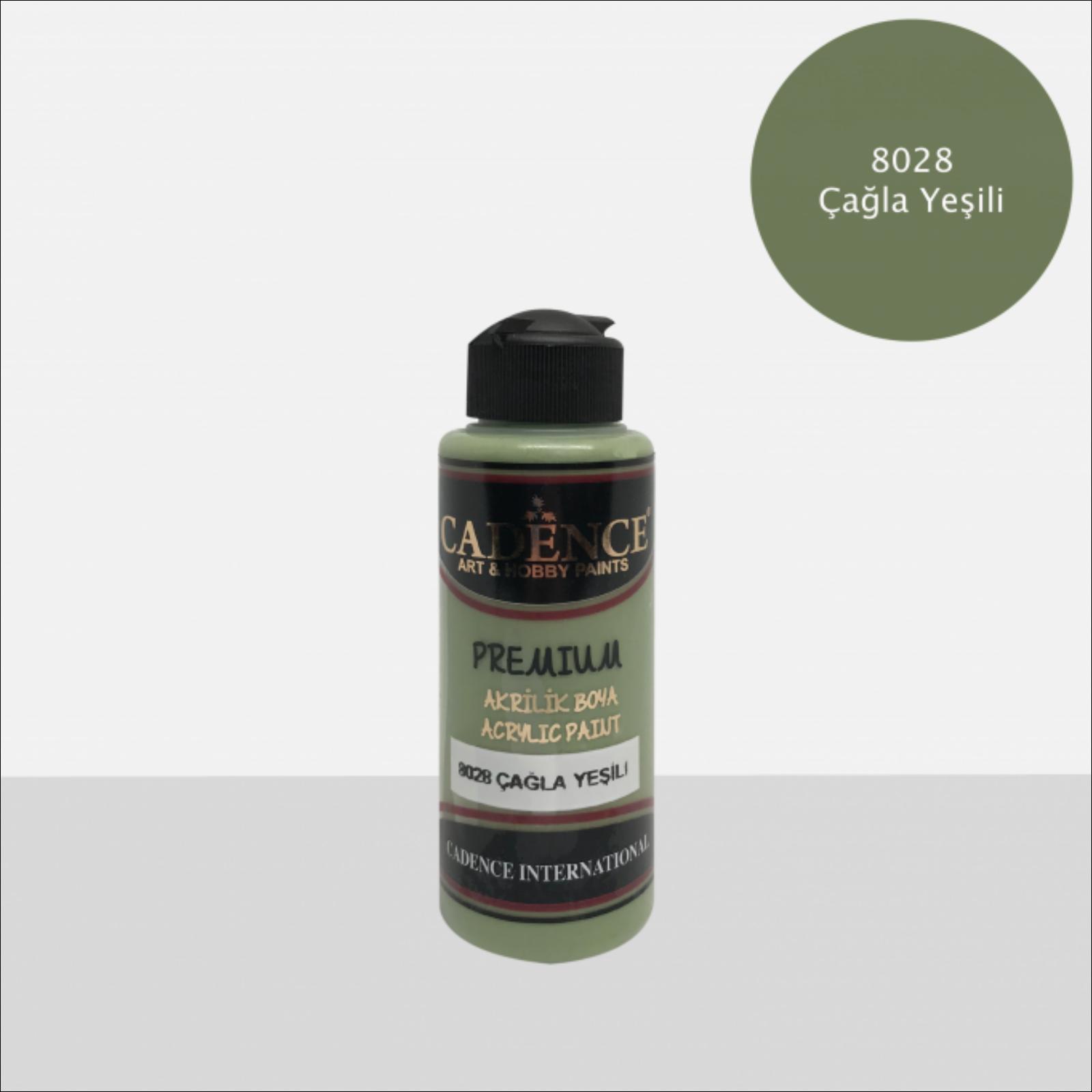 Premium akrilfesték [Almond green] 70ml