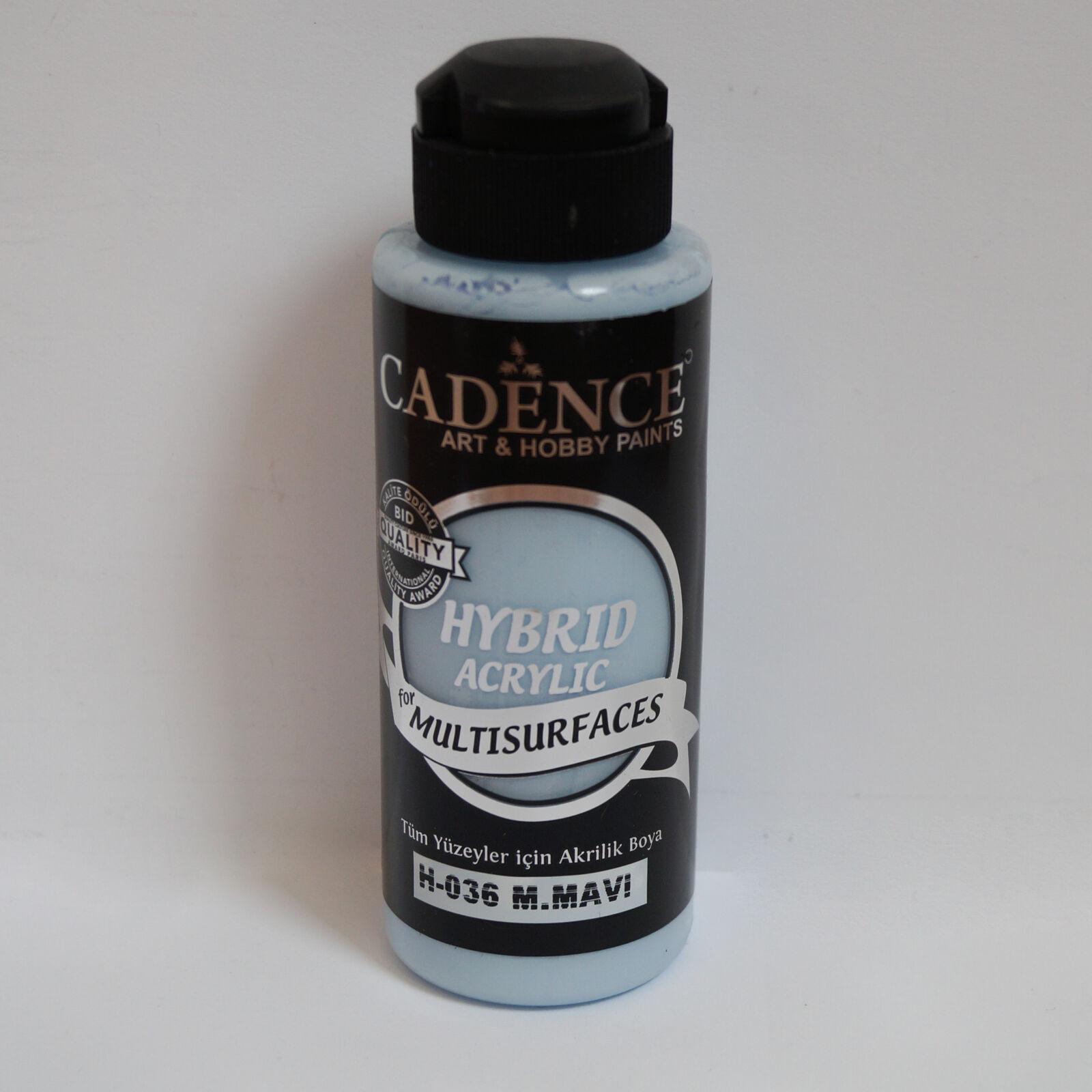 HYBRID Akrilfesték [Mild Blue] 120 ml