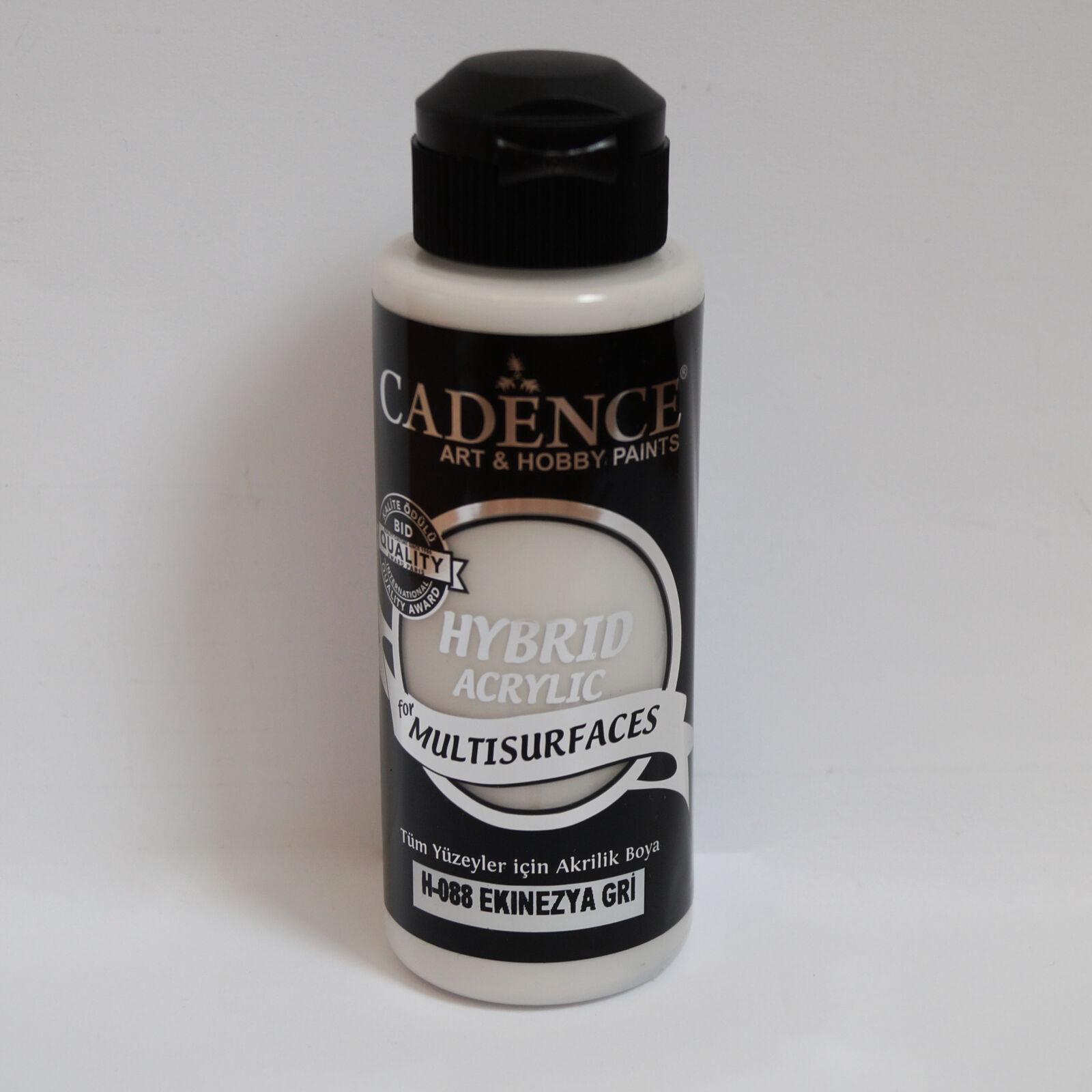 HYBRID Akrilfesték [Echinacea Gray] 120 ml