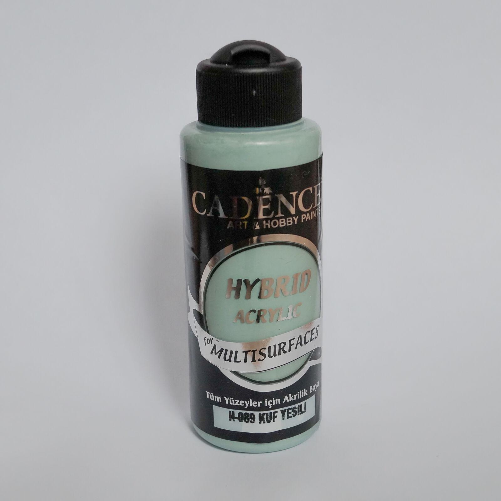 HYBRID Akrilfesték [Mould Green] 120 ml