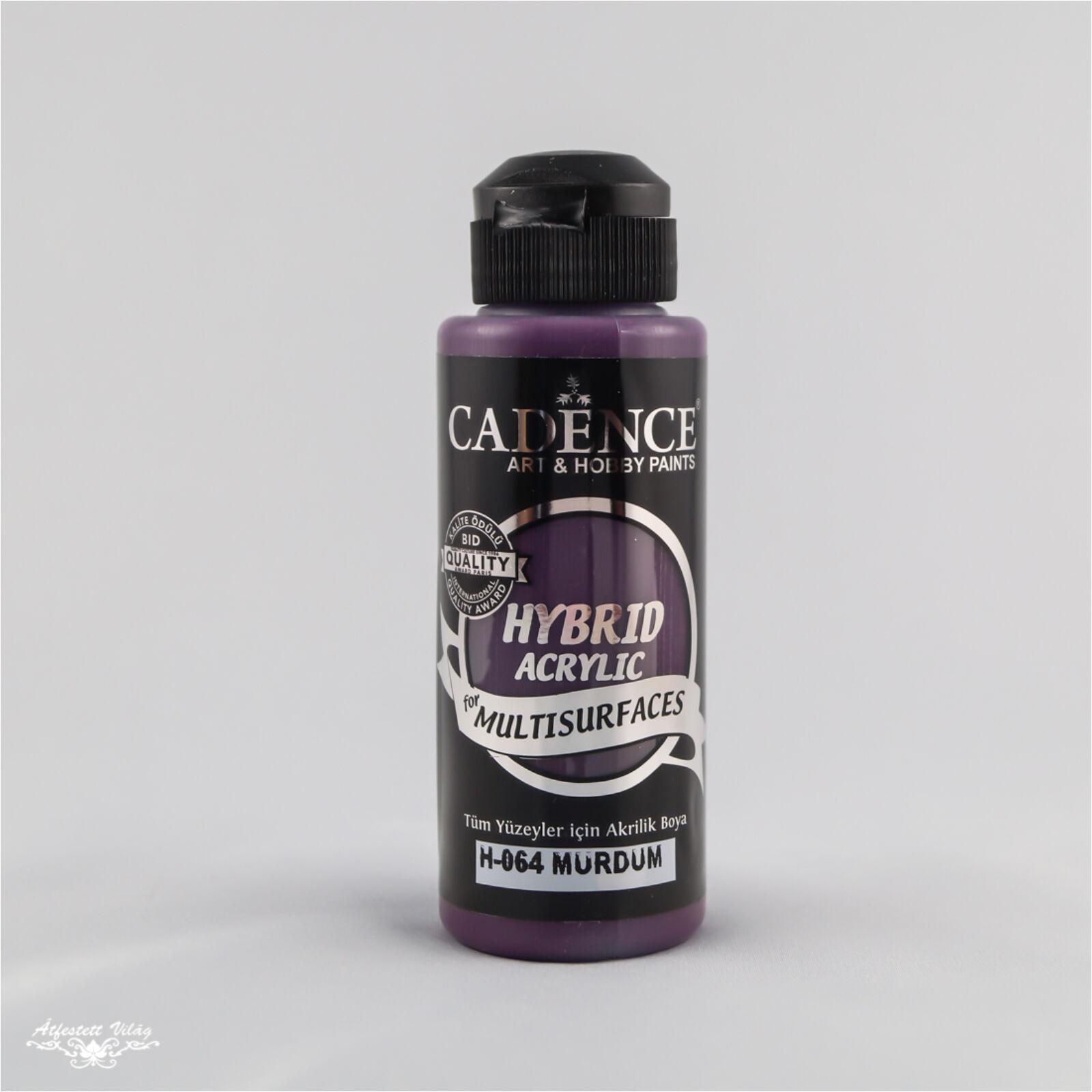 HYBRID Akrilfesték [Plum] 120 ml