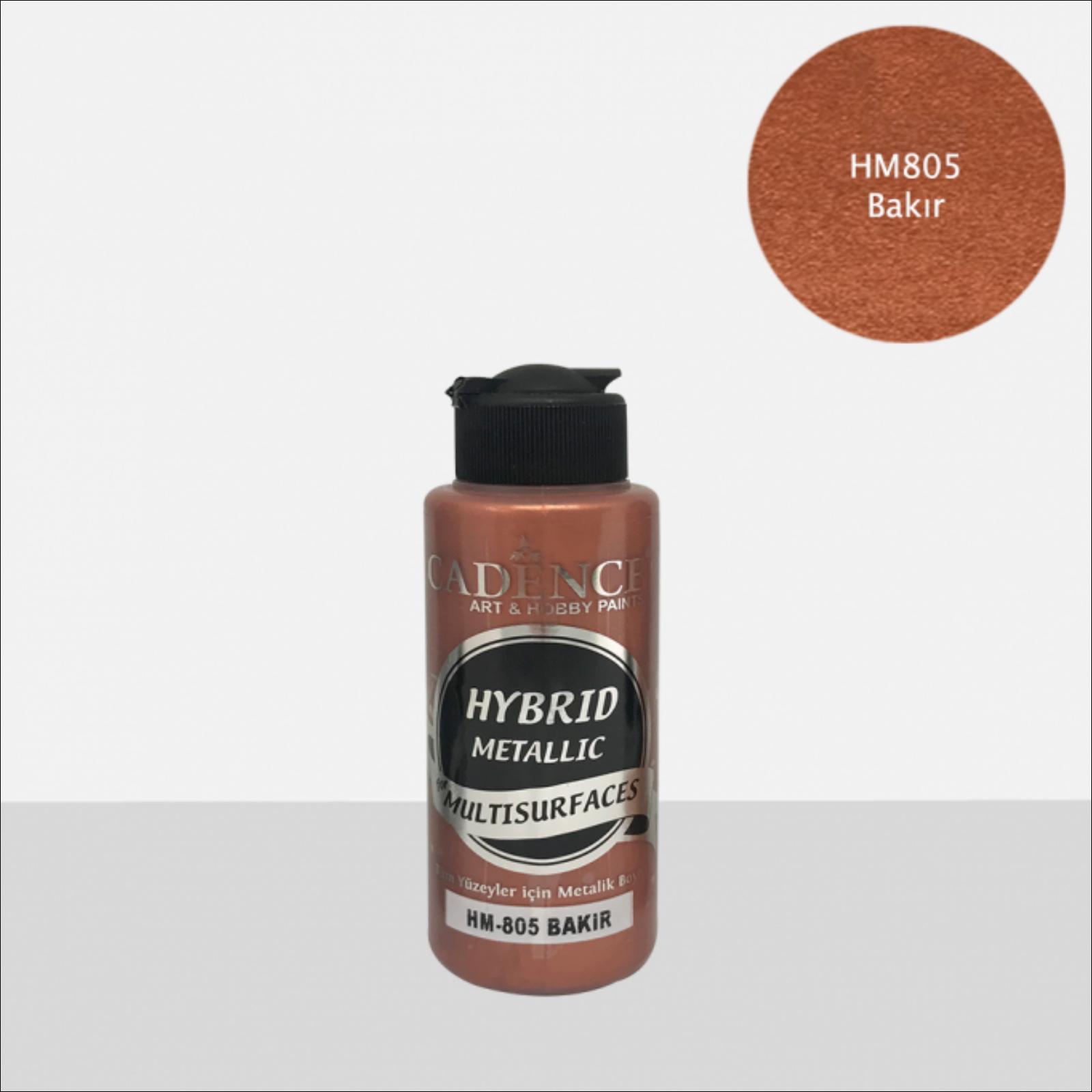 HYBRID Metál festék [réz] 70 ml