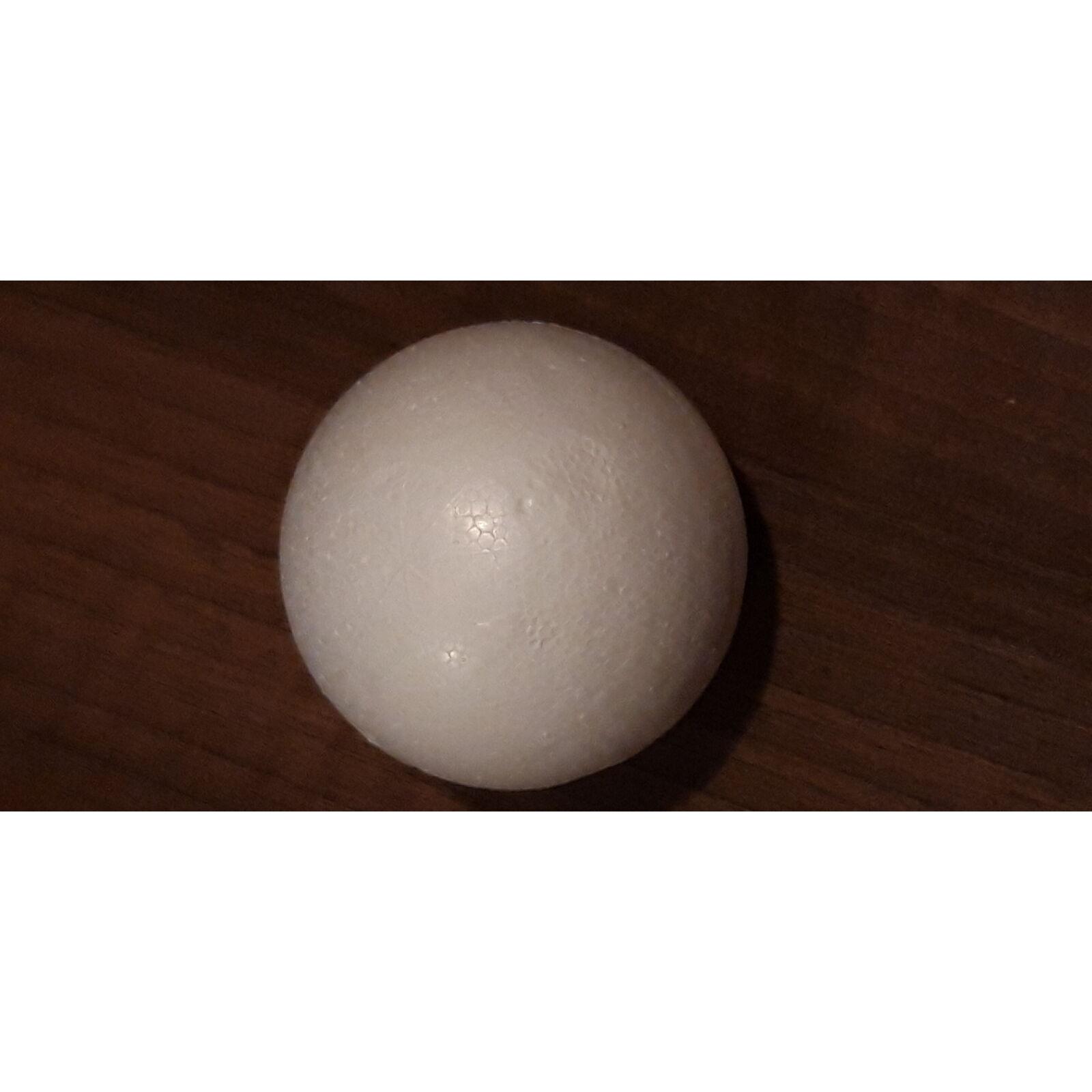 Hungarocell gömb 6 cm