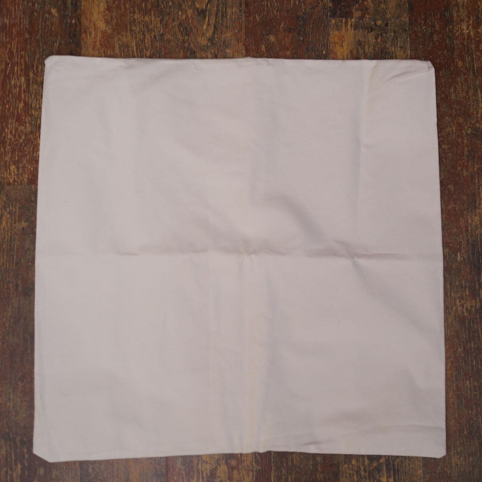 Párnahuzat fehér 45x45