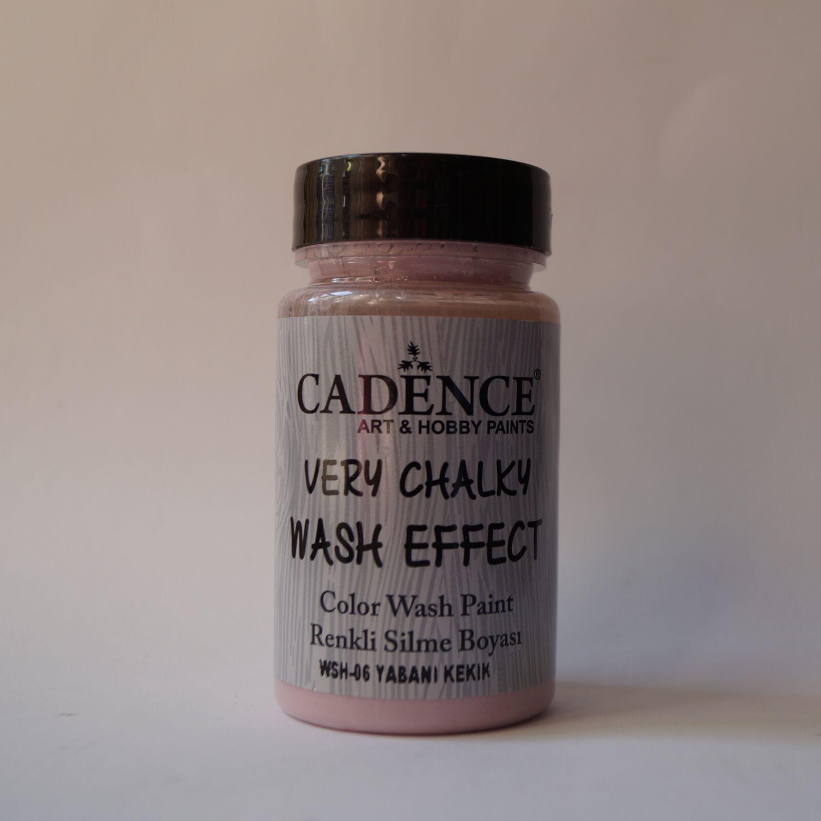 Very Chalky Wash effekt [Rózsaszin]