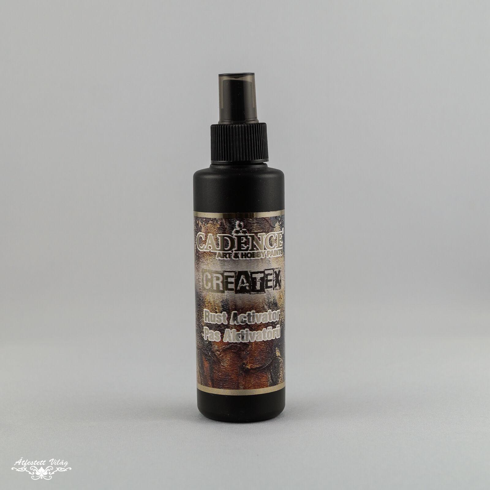 Rust activator (Createx rozsda aktiváló folyadék) 150ml