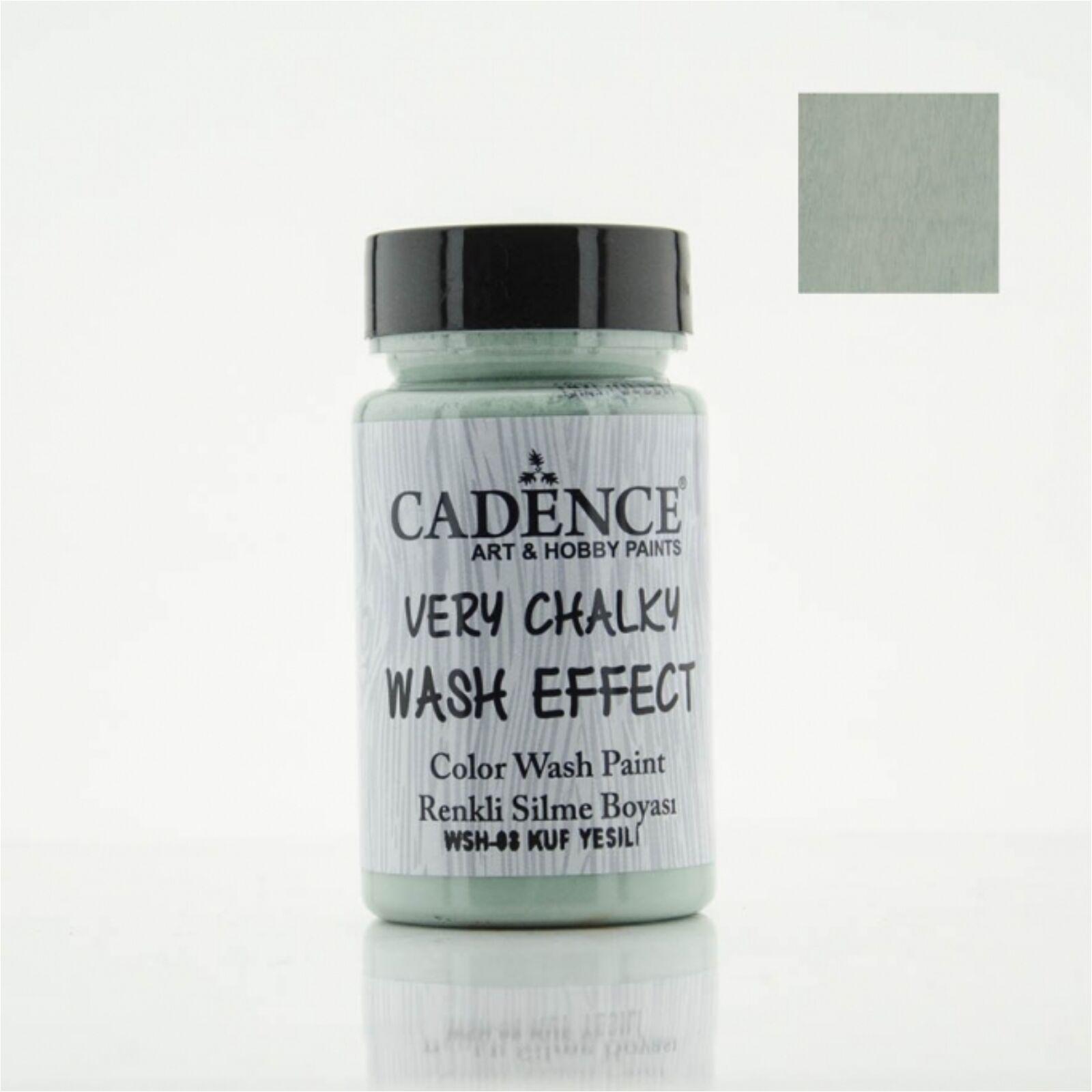 Very Chalky Wash effekt [Mold Green]