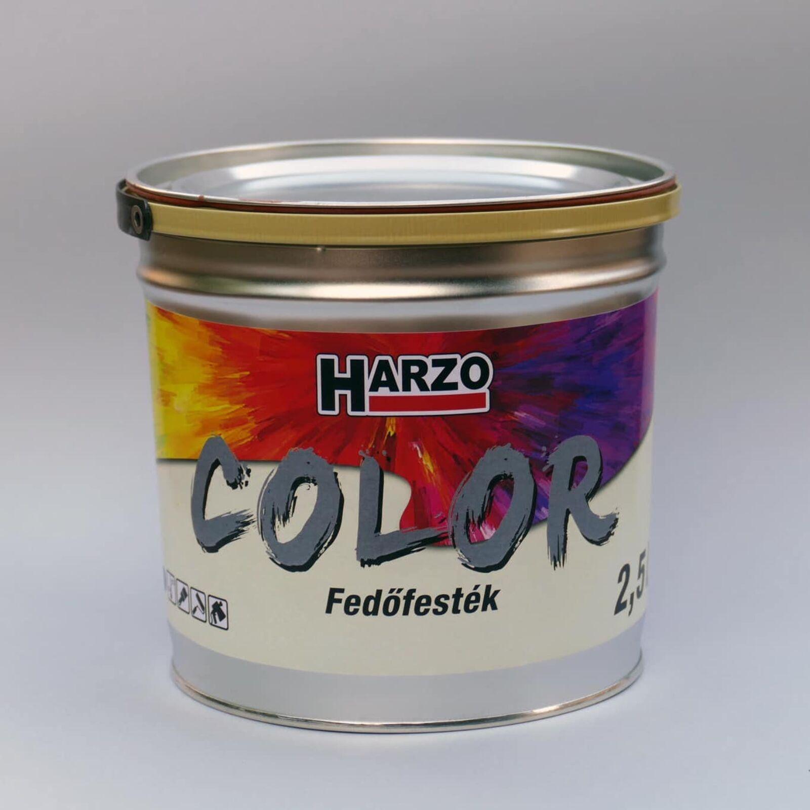 HARZO Color fedőfesték [2,5 lit]
