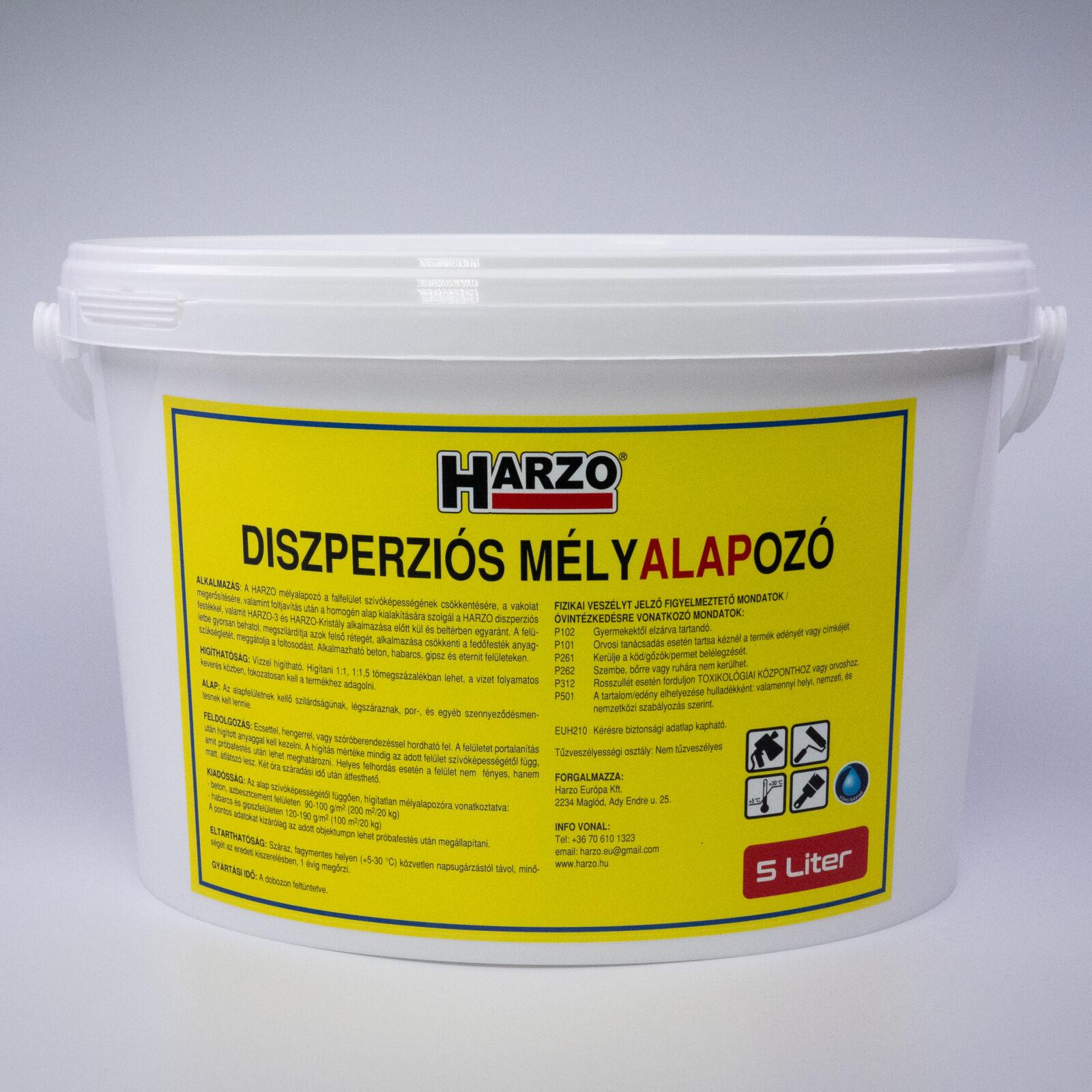 HARZO-Alap kül-beltéri mélyalapozó [2 l]