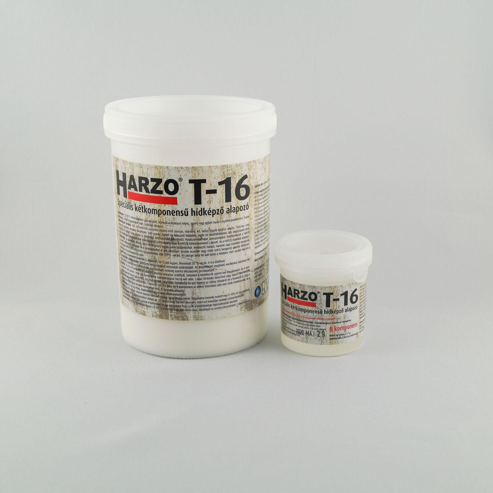 HARZO-T16 2 KOMP. speciális hídképző [1 kg]