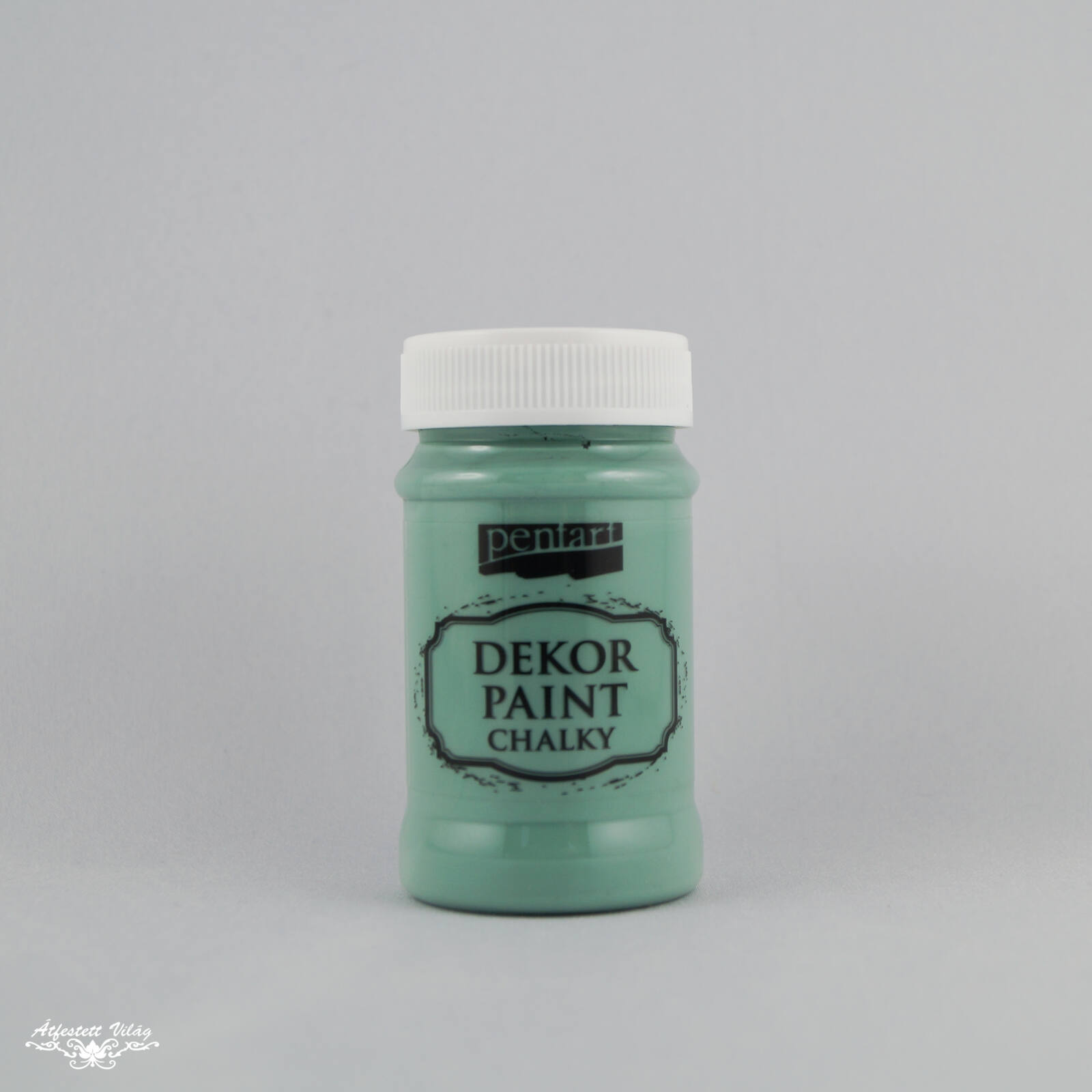 PENTART Dekor Paint - Türkizzöld [100 ml]