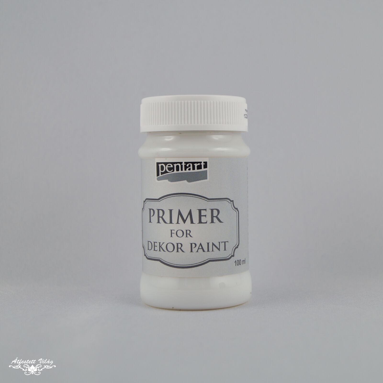 Pentart Dekor Paint alapozó [100ml]