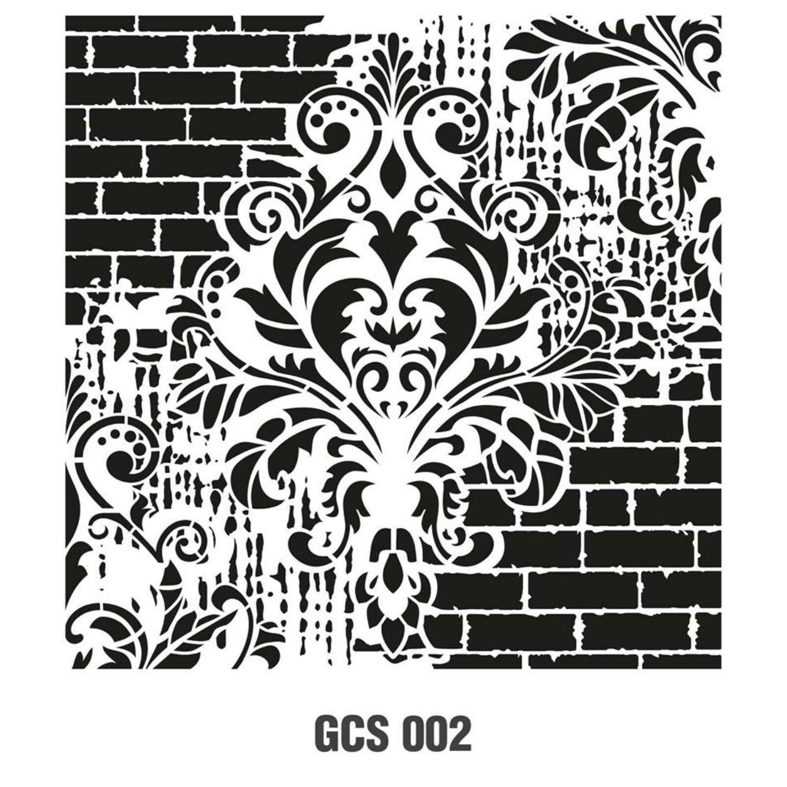 GCS002 stencil