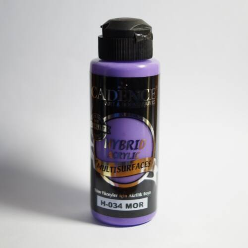 HYBRID Akrilfesték [Purple] 120 ml
